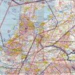 VFR kaart Nederland