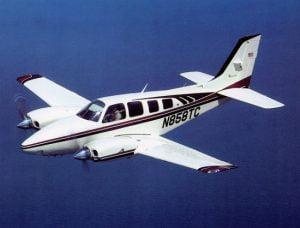 Beechcraft_Baron_58TC