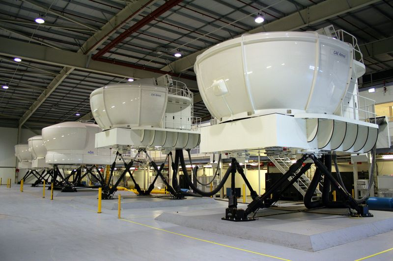 Boeing 737 Full Flight Simulator