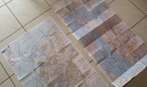 Luchtvaartkaarten