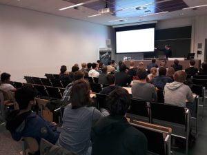 TU Delft lezing